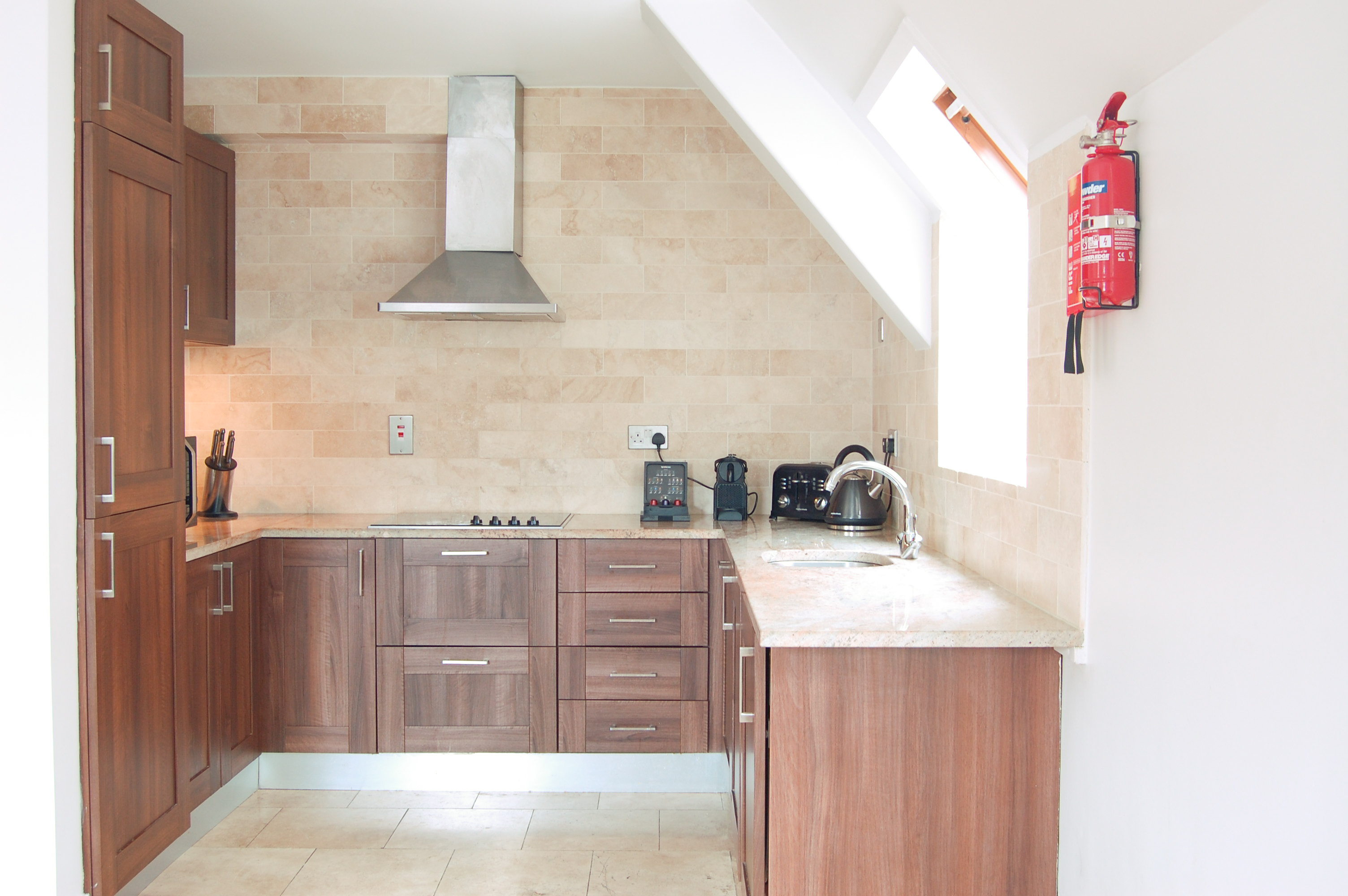 PREMIER SUITES PLUS Dublin Leeson Street fully equipped kitchen