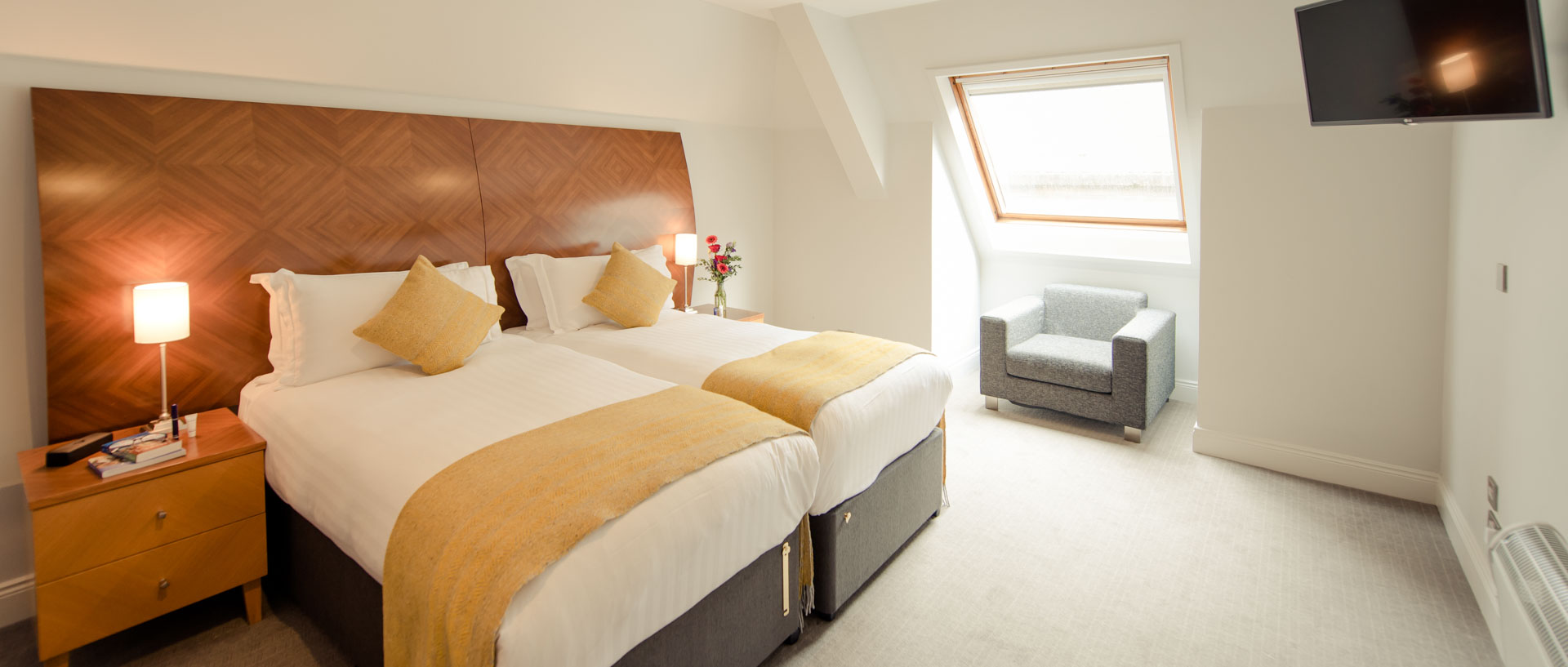 PREMIER SUITES PLUS Leeson Street double bed